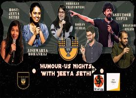 Humour-Us Nights 49 - With Jeeya Sethi