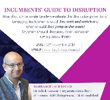 Incumbents' Guide to Disruption