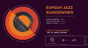 Sunday Jazz Sundowner with Bconnected