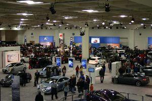 61st Annual San Francisco International Auto Show