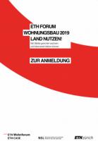 ETH Forum Wohnungsbau