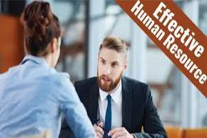 The Effective Human Resources Administrator