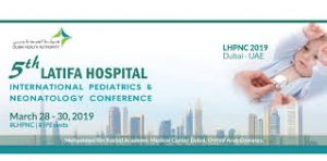 Emirates Critical Care Conference 2019 in The Event Centre United