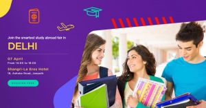 India Eduexpos New Delhi
