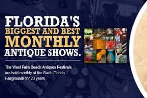 West Palm Beach Antiques Festival