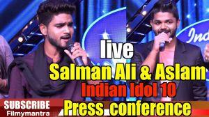 Salman Ali - Live in Concert
