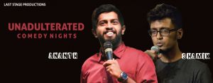 Unadulterated Comedy Nights