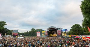 Parkpop: The Hague