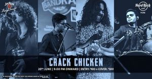Thursday Live ft. Crack Chicken