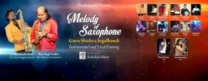 Melody Of Saxophone