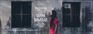 The Piano Man presents Tanya Nambiar