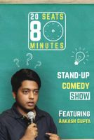20 Seats:80 minutes ft. Aakash Gupta