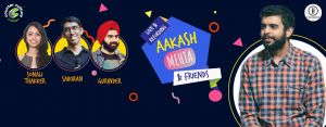 Aakash Mehta & Friends - Live and Recording
