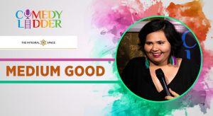 Medium Good by Aayushi Jagad