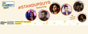 Standup Guys featuring Sonali, Bhavish, Madhevendra and Chinmay
