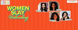 Women Slay Wednesdays ft. Pavitra Shetty