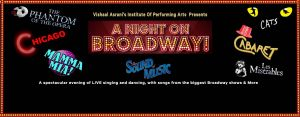 A Night On Broadway - A Musical Spectacular