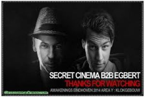 Secret Cinema b2b Egebert - Live 2019 in CS #242, Near Viva