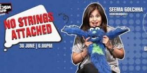 No Strings Attached by Seema Golchha-Ventriloquist