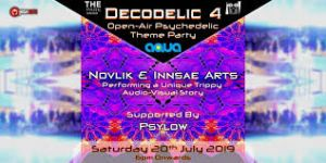 Decodelic 4 - Open Air Psychedelic Theme Party