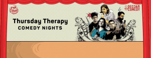 Thursday Therapy with Deccan Comedy