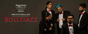The Piano Man presents Bollyjazz