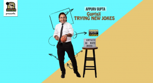 Guptaji trying new jokes – Trial show by Appurv