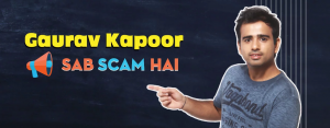 Sab Scam Hai - Standup Comedy Show by Gaurav