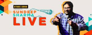 Stage Adda Presents - Sundeep Sharma Live