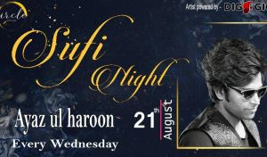 Sufi Night ft. Ayaz ul haroon powered by DigaGig