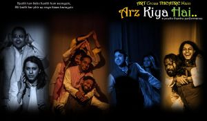 Arz Kiya Hai - A Poetry Event