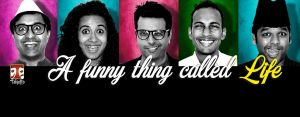 A Funny Thing Called Life - Comedy Play