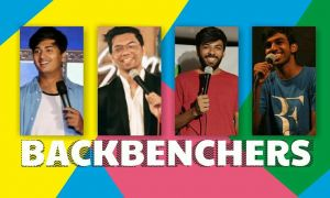 Back Benchers - A Stand Up Comedy Show