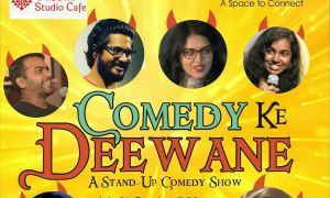 Comedy Ke Deewane - A Stand Up Comedy Show - With Manish Pawar, Arjun Rana, Pradeep Chaudhari