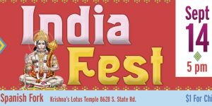 35th Annual Festival of India
