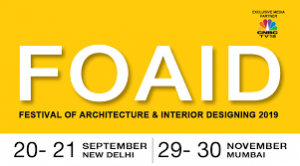 Festival of Architecture and Interior Designing - New Delhi
