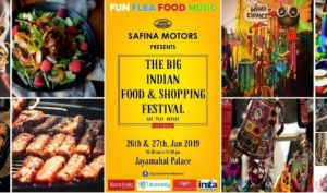 The Big Indian Food & Shopping Festival