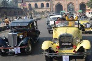 Vintage Car Festival Lucknow