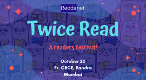 Twice Read - reader's festival!