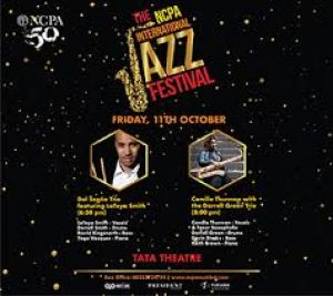 NCPA International Jazz Festival 2019