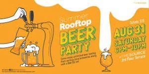 Summer Rooftop Beer Festival