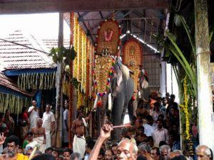 Thiruvilwamala Niramala Festival