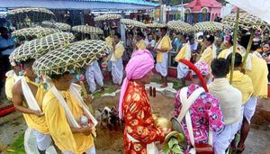 Kharchi Puja in Tripura