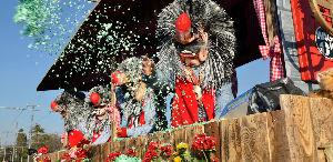 Basel Fasnacht : Carnival of Basel