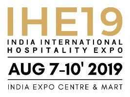 IHE 19 India International Hospitality Expo
