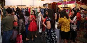 Fashion and Lifestyle Exhibition along with Fashion Show