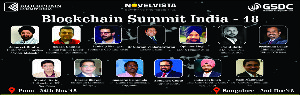 Blockchain Summit India - Pune