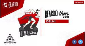 Beardo-thon Delhi
