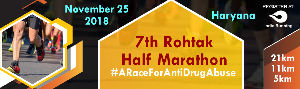 7th Rohtak Marathon