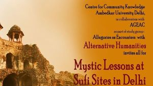 Mystic Lessons at Sufi Sites